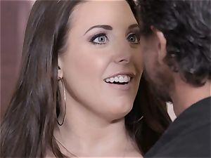 splooged Sn 4 Angela milky romps her client