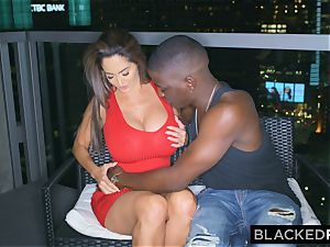 BLACKEDRAW Ava Addams Is screwing big black cock And Sending photos To Her husband
